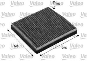 Reservdel:Volvo S80 Kupefilter
