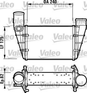 Reservdel:Volkswagen Passat Intercooler
