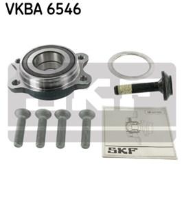 Wheel Bearing Kit, Front axle, Rear axle