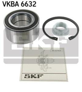 Wheel Bearing Kit, Rear axle