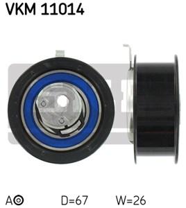 Reservdel:Ford Galaxy Spännrulle, kamrem, Vänster