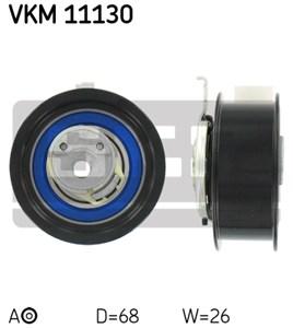 Reservdel:Volkswagen Beetle Spännrulle, kamrem, Vänster övre