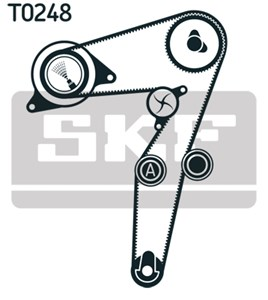 Reservdel:Fiat 500 Kamremskit