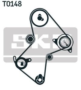 Reservdel:Volvo V40 Kamremskit