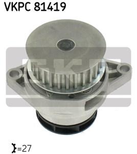 Reservdel:Audi A2 Vattenpump