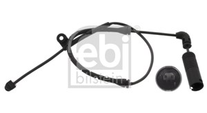 Reservdel:Bmw Z4 Varningssensor, bromsbeläggslitage, Fram, Framaxel, Fram, höger eller vänster