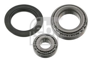 Wheel Bearing Kit, Front, Front axle, Rear, Rear axle, Rear, left or right