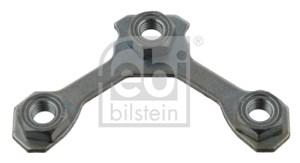 Reservdel:Audi A2 Säkringsplåt, bär-/ styrled, Framaxel