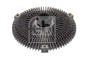 Clutch, radiatorventilator