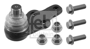 Support-/ Steering Link, Front axle, Outer, Front, left or right, Left or right, Lower front axle, Left, Lower, Right