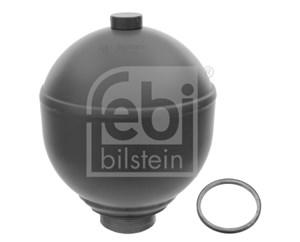 Trykkakkumulator, fjæring / demping, Foran, høyre eller venstre