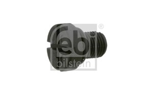 Luftningsskruv/-ventil, kylare