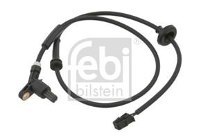 Sensor, hjulturtall, Bak, Bakaksel, Bak, høyre eller venstre