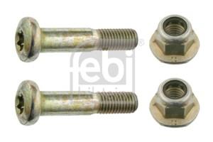 Reservdel:Ford Escort Klämmskruvsats, spindelled, Fram, Fram, höger eller vänster, Nedre