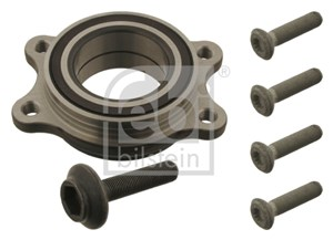 Wheel Bearing Kit, Front axle, Rear axle, Front or rear, Front, left or right, Rear, left or right