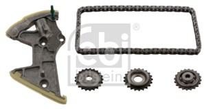 Kæde, oliepumpedrev