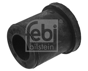 Bushing, leaf spring, Rear, left or right, Lower