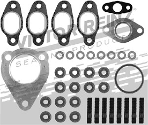 Reservdel:Seat Alhambra Monteringsats, Turbo
