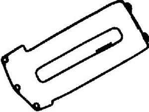 Reservdel:Bmw X5 Packningssats, vippkåpa, Höger, Vänster