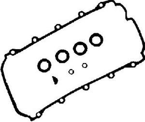 Reservdel:Audi A8 Packningssats, vippkåpa