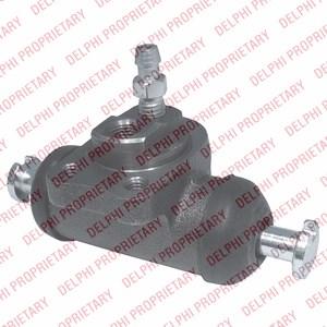 Hjulbremsecylinder, Bag, Bagaksel, Bagaksel højre, Bagaksel venstre, Bagaksel, højre eller venstre, Højre, Venstre