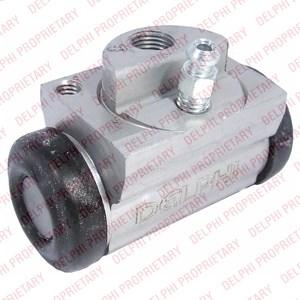 Wheel Brake Cylinder, Rear, Rear axle, Left or right, Rear axle left, Rear axle right