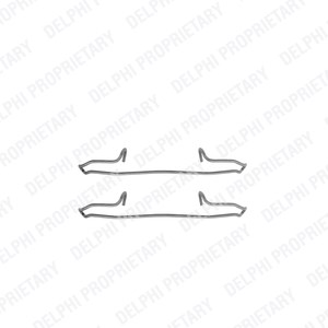 Reservdel:Citroen Evasion Monteringssats, Bak, Bakaxel, Fram, Framaxel