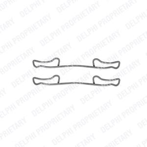 Reservdel:Mercedes S 500 Monteringssats, Bak, Bakaxel, Fram