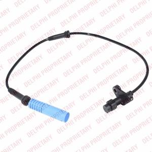 ABS-givare, Sensor, hjulvarvtal, Fram, Framaxel