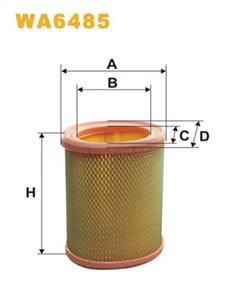 Reservdel:Citroen Zx Luftfilter