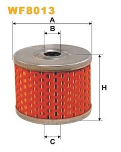 Reservdel:Citroen C3 Bränslefilter