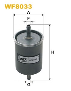 Reservdel:Citroen Ax 11 Bränslefilter