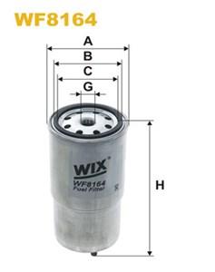 Reservdel:Bmw 318 Bränslefilter