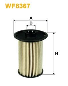 Reservdel:Ford Galaxy Bränslefilter