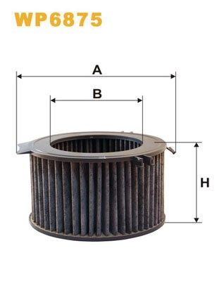 filter interior air car parts accessories online 381024. Black Bedroom Furniture Sets. Home Design Ideas