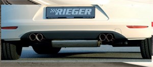 Reservdel:Volkswagen Scirocco Bakdel, Bak