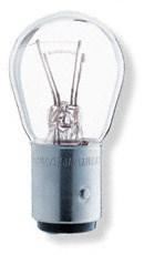 glødelampe, tåe/baklys