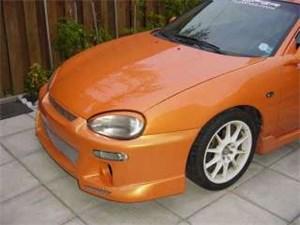 Reservdel:Mazda 2 Ögonlock