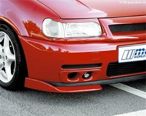Reservdel:Volkswagen Polo Luftintag, dimljus