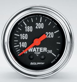 Vattentemperaturmåler, Universal