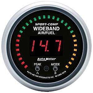 Blandingsmeter Bredband, Universal