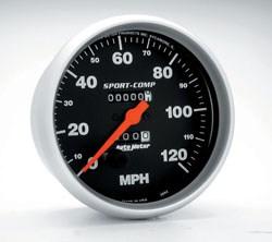 Hastighetsmätare, Universal
