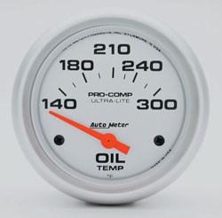 Oljetemperaturmätare, Universal