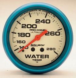 Vanntemperaturmåler, Universal