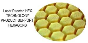 Hex Logic Poler-pad, Universal