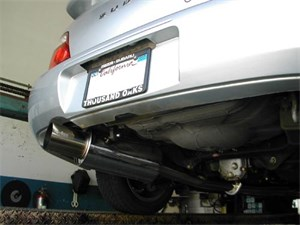 Avgassystem, catback