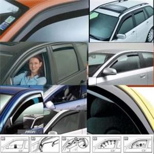 Reservdel:Mercedes 190 Vindavvisare, Fram
