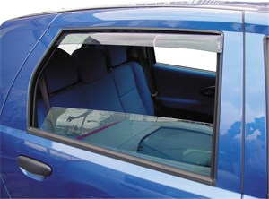varaosat:Volkswagen Jetta Vindavvisare, Takana