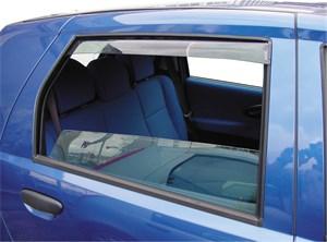 Reservdel:Mercedes 280 Vindavvisare, Bak