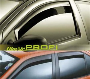 Reservdel:Volkswagen Passat Vindavvisare, Bak